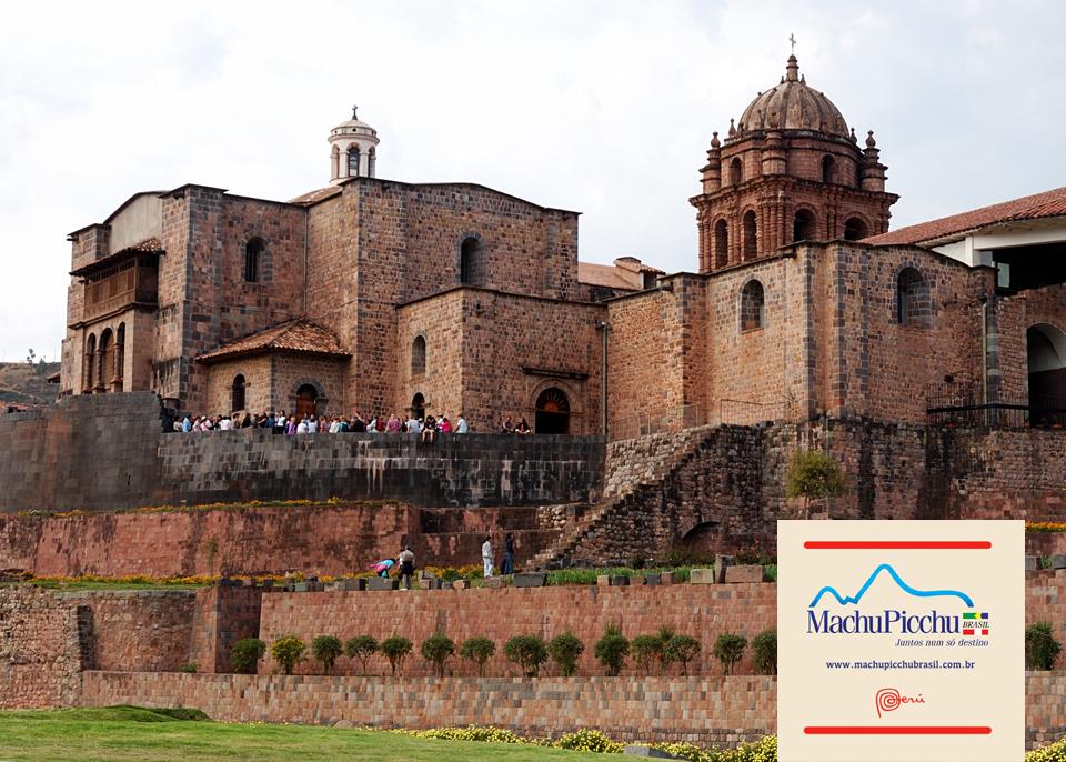 Templo do Sol - Cuzco