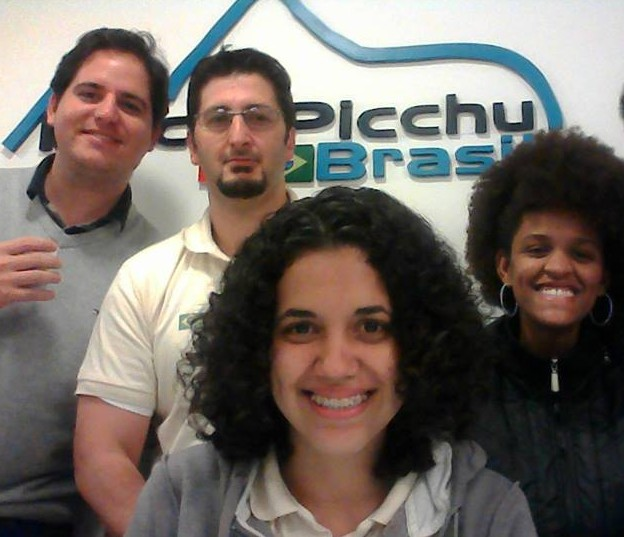 Equipe Machu Picchu Brasil - São Paulo