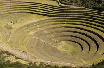 Moray: O impressionante laboratório agrícola