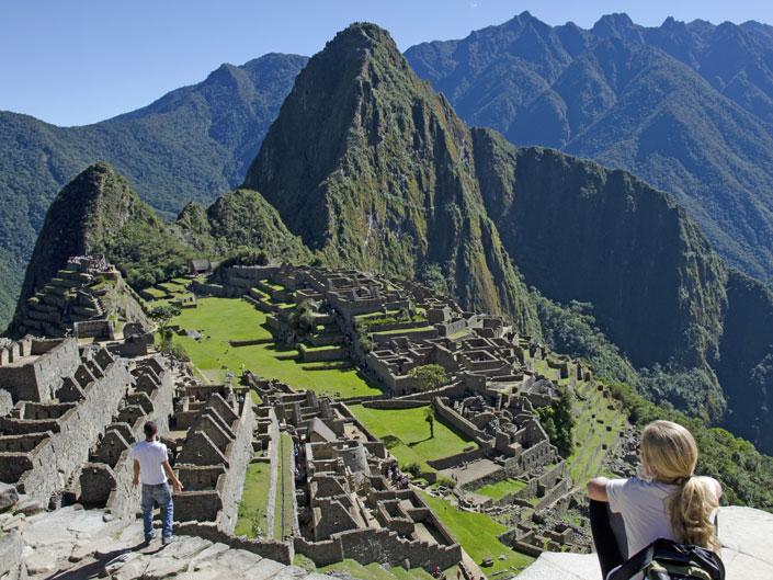 O que é Machu Picchu