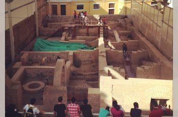 Lima: Museu de Sitio Bodega y Quadra