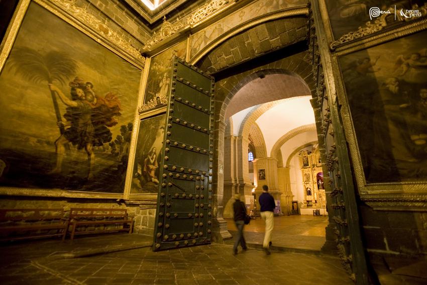 igrejas Cuzco Peru