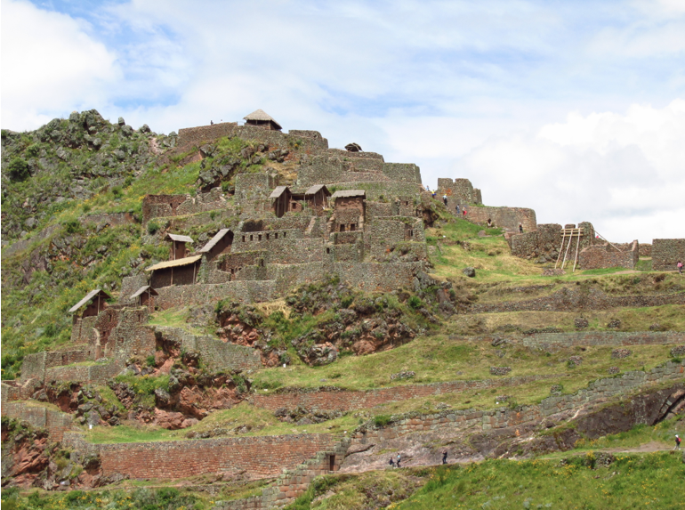 Valle Sagrado dos Incas