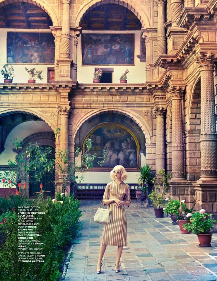 Fotos de moda em Cusco