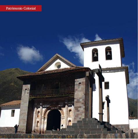 Andahuaylillas - A Capela Sistina das Américas