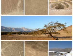 As Misteriosas Linhas de Nazca no Peru