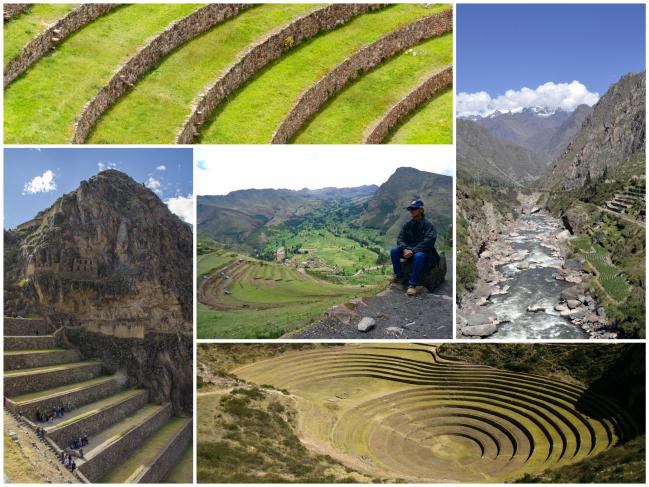 Valle Sagrado dos Incas - Cuzco - Peru