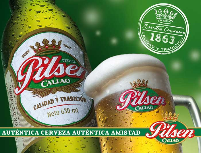 Cervejas do Peru