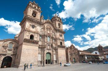 Cidade de Cusco (ou Cuzco), no Peru