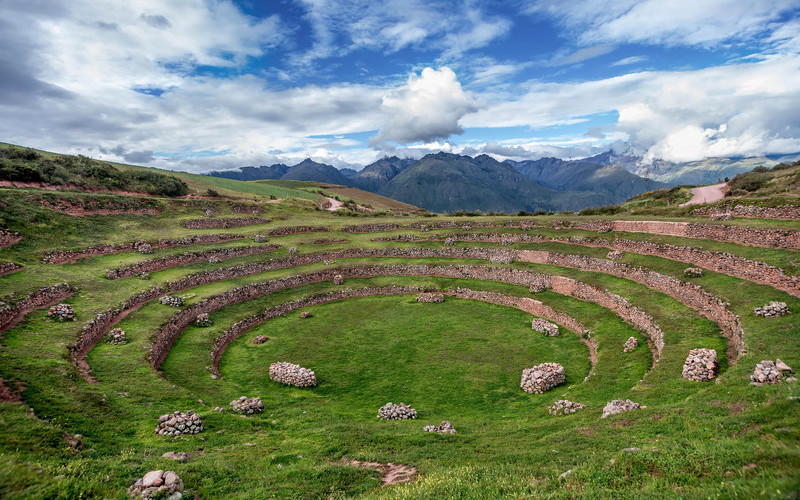 Moray, Cusco/Cuzco, Peru
