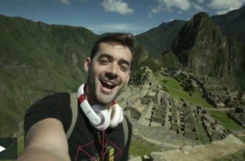 video machu picchu brasil