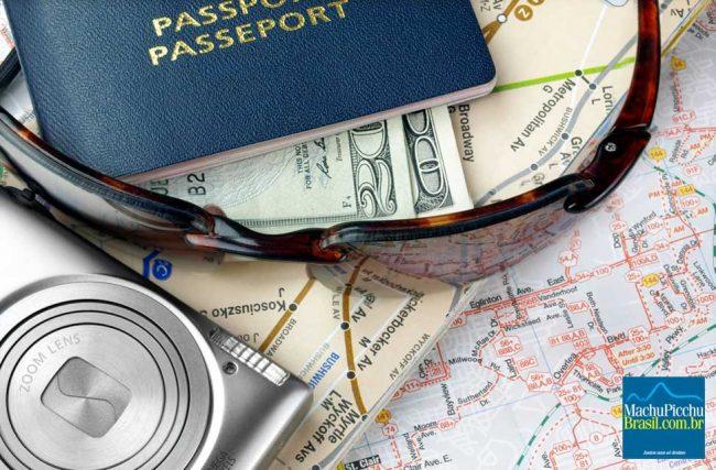 Viajar para Machu Picchu com Dólar Alto