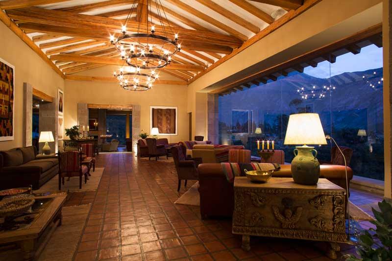 Hotel Inkaterra Vale Sagrado em Cuzco