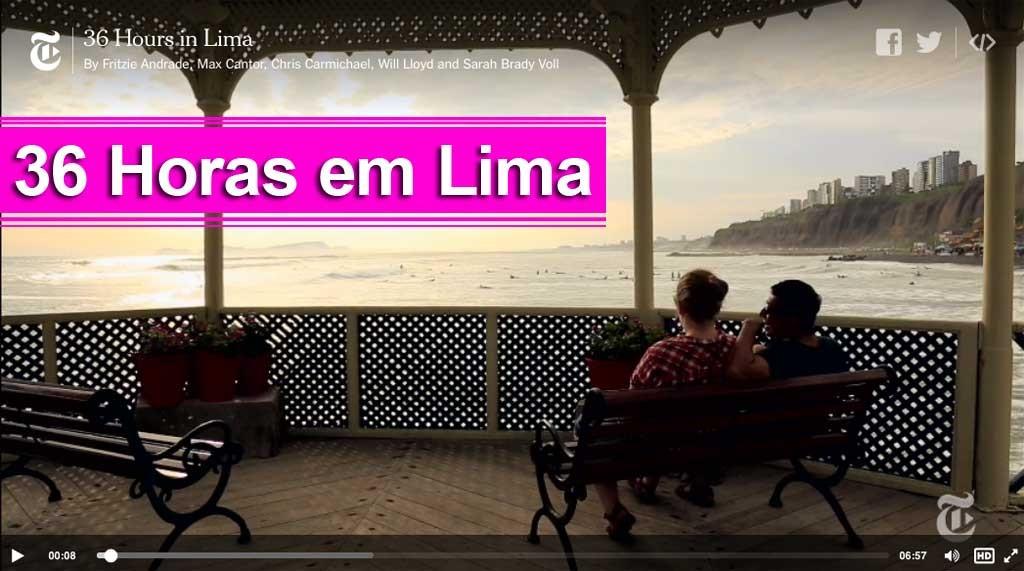 36 Horas em Lima