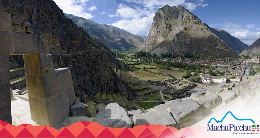 Ollantaytambo - Cuzco - Peru