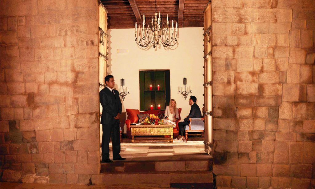 Palacio Nazarenas - Belmond