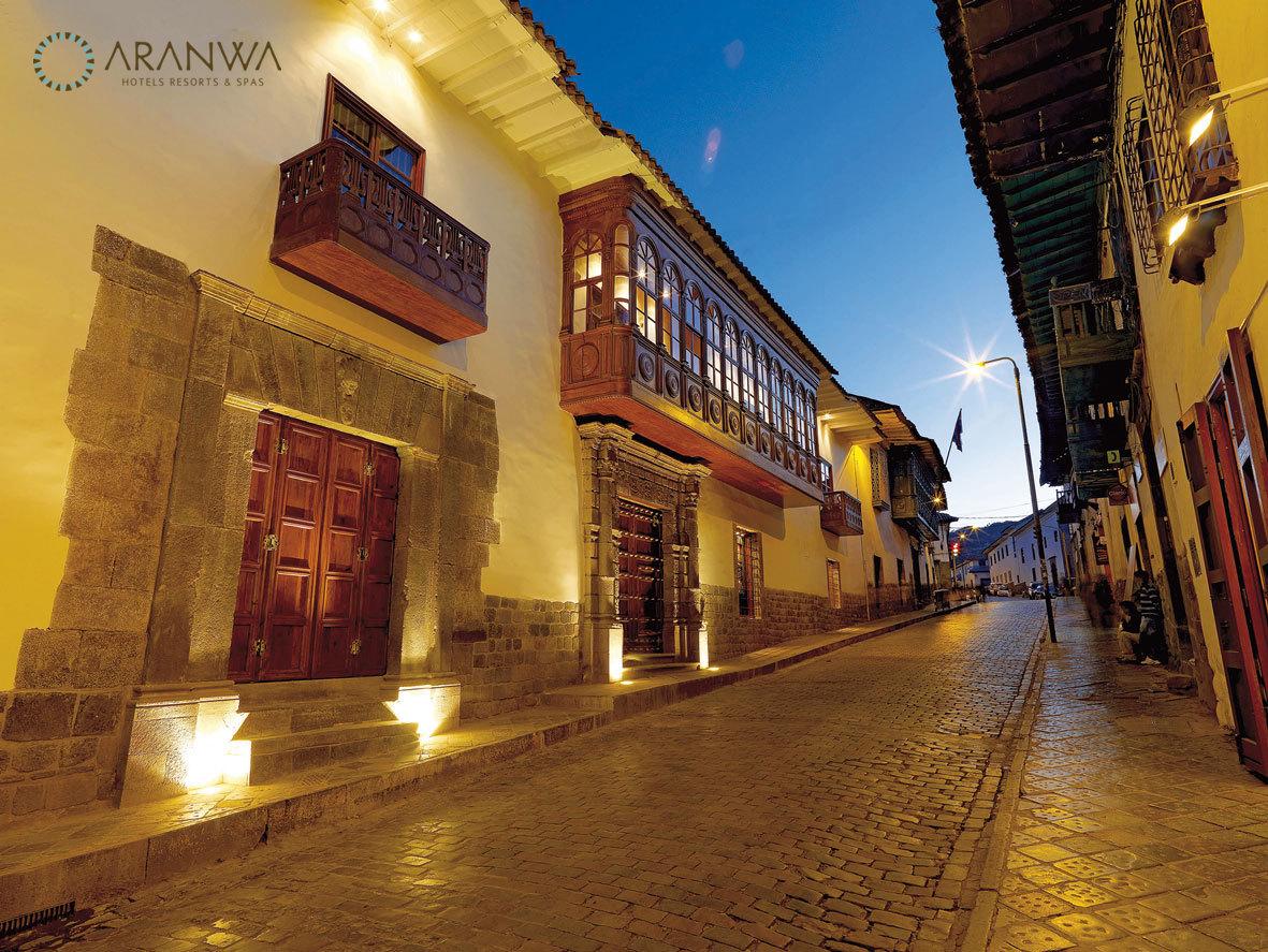 Hotel Aranwa Cusco - Machu Picchu Brasil