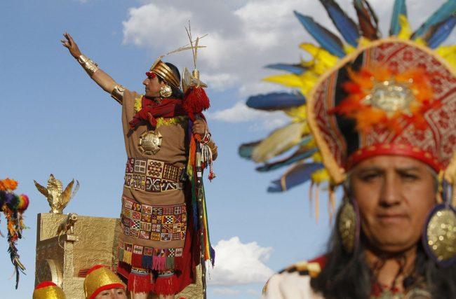 Inti Raymi – A Festa do Sol