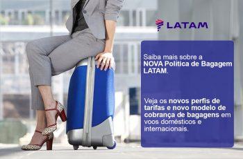 LATAM – Política de Bagagem