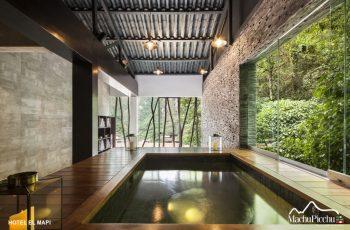 Hotel El Mapi, em Águas Calientes: Design atraente e sustentável
