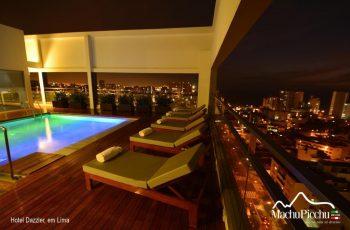 Hotel Dazzler, em Lima: Moderno e Sofisticado