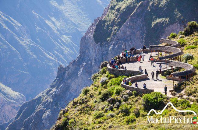 Canion del Colca, uma vista emocionante