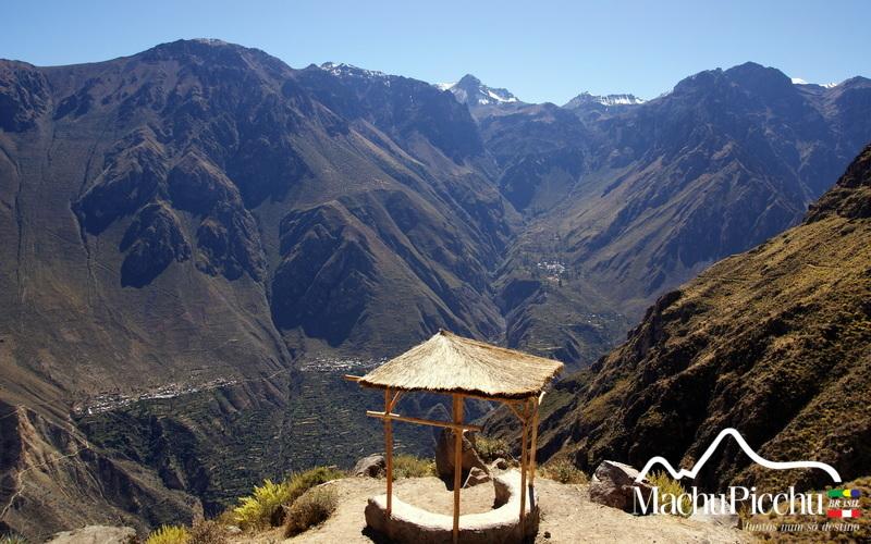 Canion del Colca - Machu Picchu Brasil