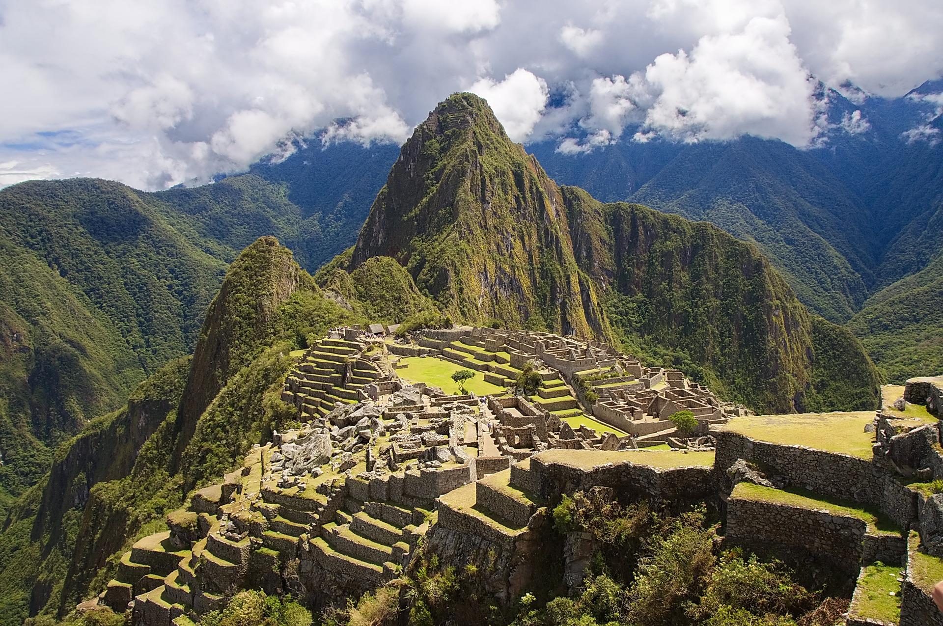 Machu Picchu - Machu Picchu Brasil