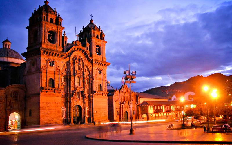 Catedral em Cusco, Peru