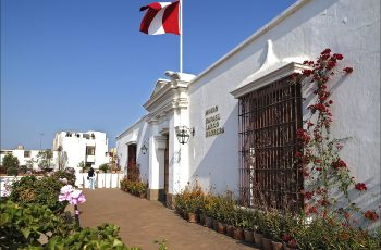 Museu Larco, um dos melhores do mundo!!!