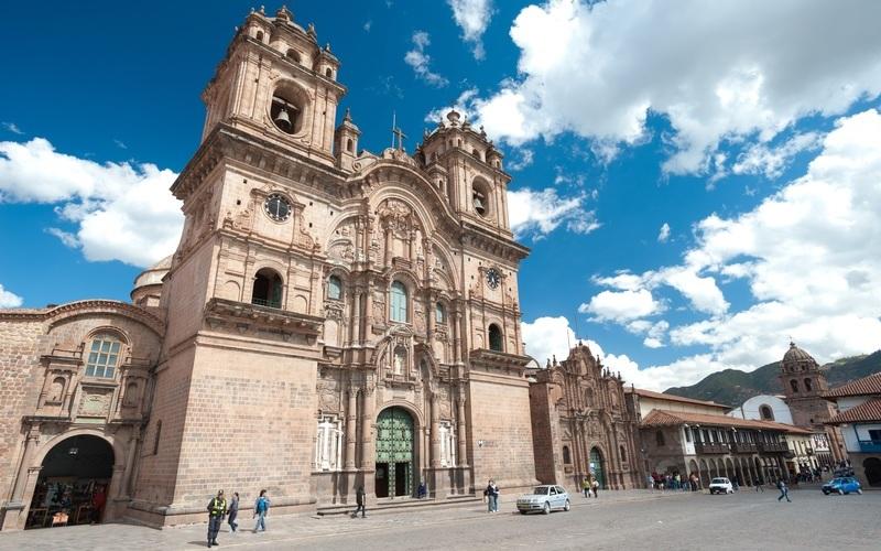 Cusco (ou Cuzco), no Peru
