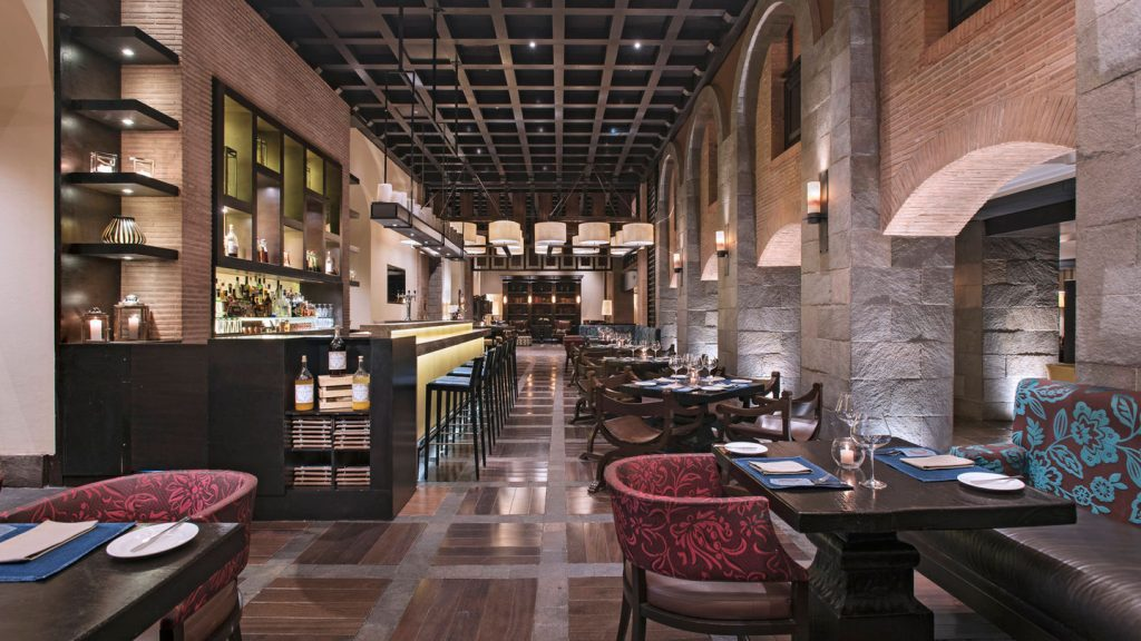 Qespi Bar, Hotel JW Marriott Cusco