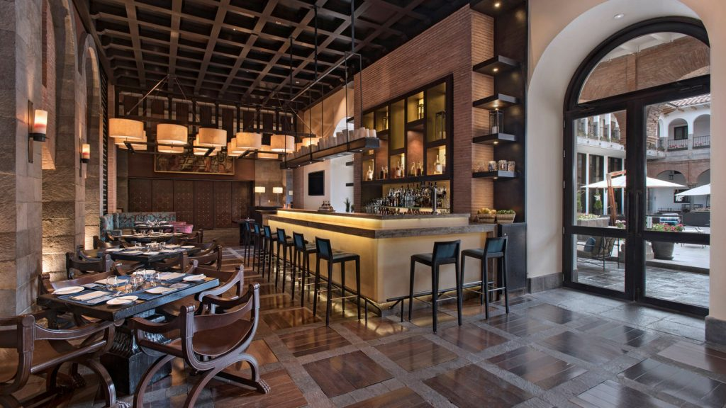 Qespi Bar, Hotel JW Marriott El Convento Cusco