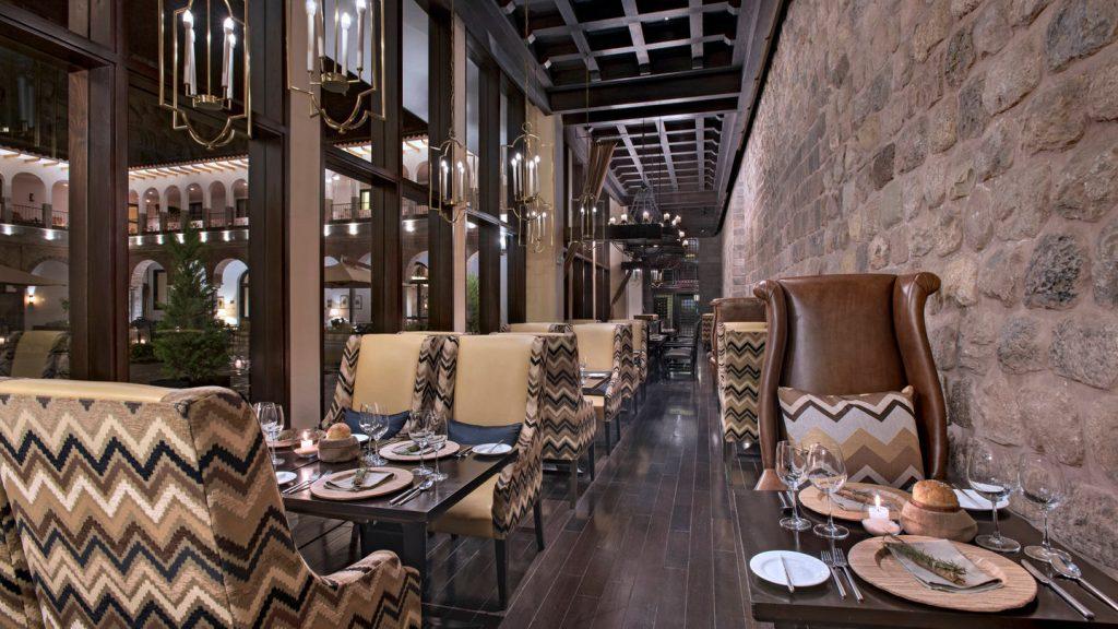 Qespi Restaurant, JW Marriott El Convento