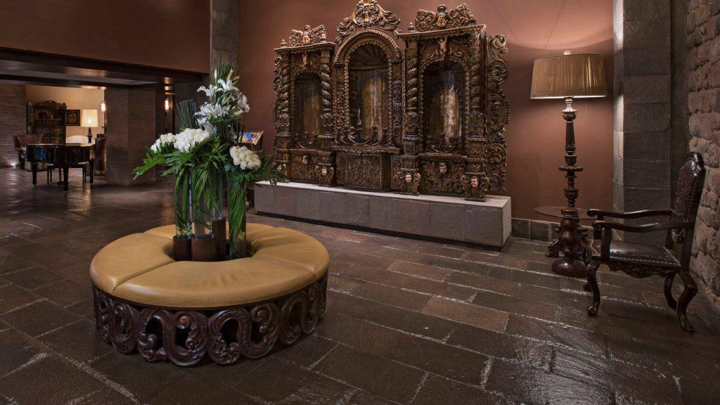 Lobby do Hotel JW Marriott El Convento