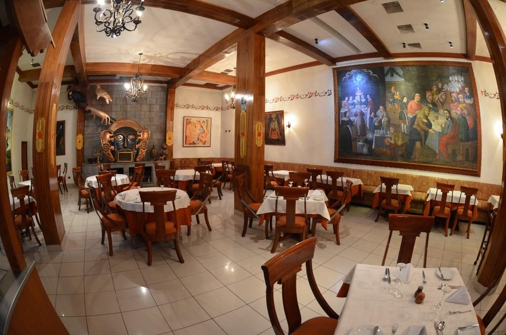 Hotel Royal Inka I - Restaurante