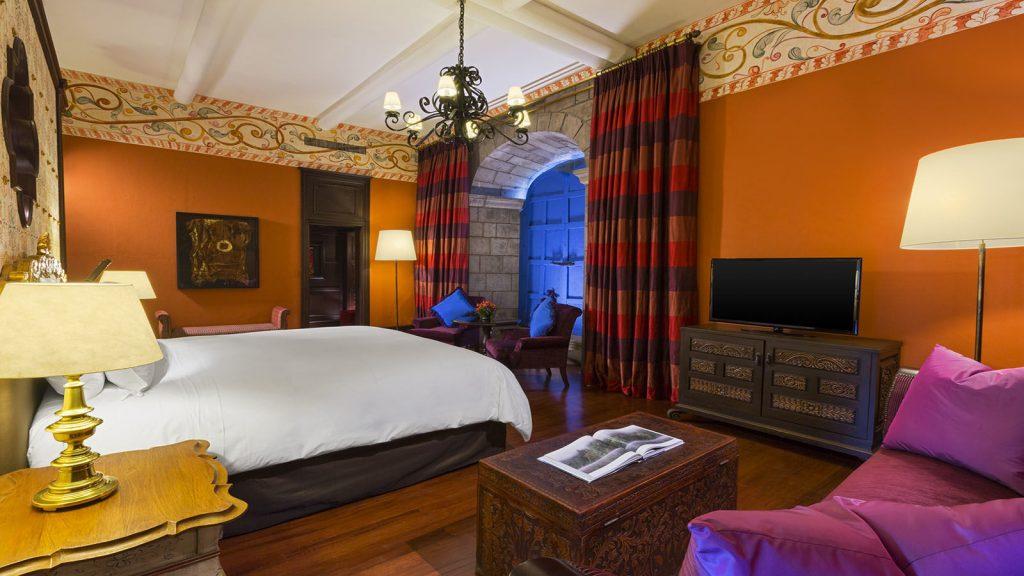 Palacio del Inka Hotel Cusco, Peru, Machu Picchu Brasil