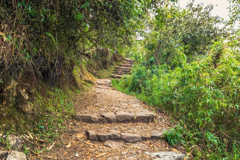 Manutenção da Trilha Inca até Machu Picchu