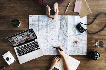 Planeje sua viagem e economize