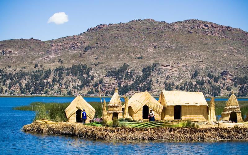 Titicaca, o lago navegável mais alto do mundo