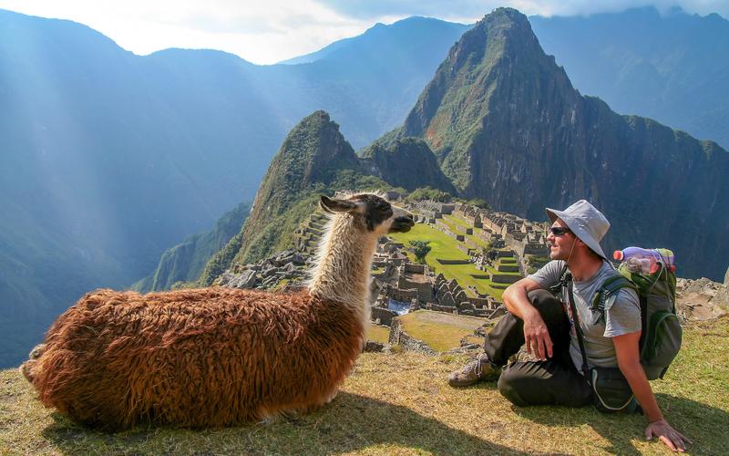 Machu Picchu, umas das 7 Maravilhas do Mundo Moderno