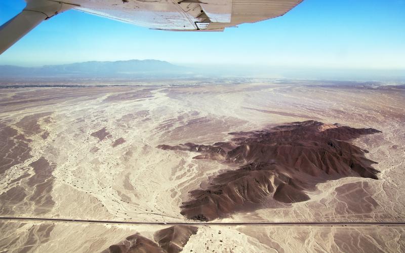 Sobrevoo das Linhas de Nazca