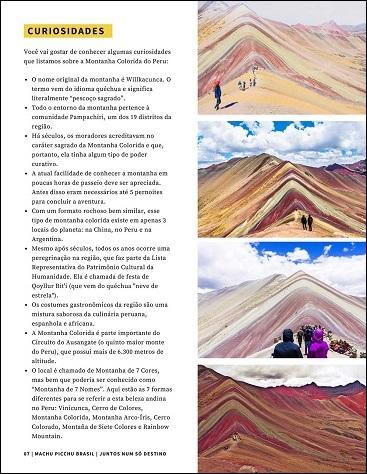 Montanha Colorida Peru