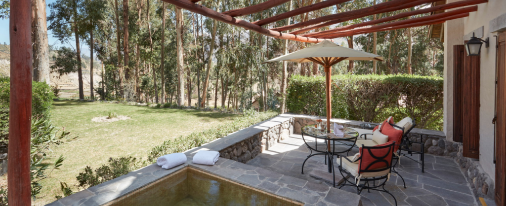 Casita Garden View, do Belmond Colca Canyon