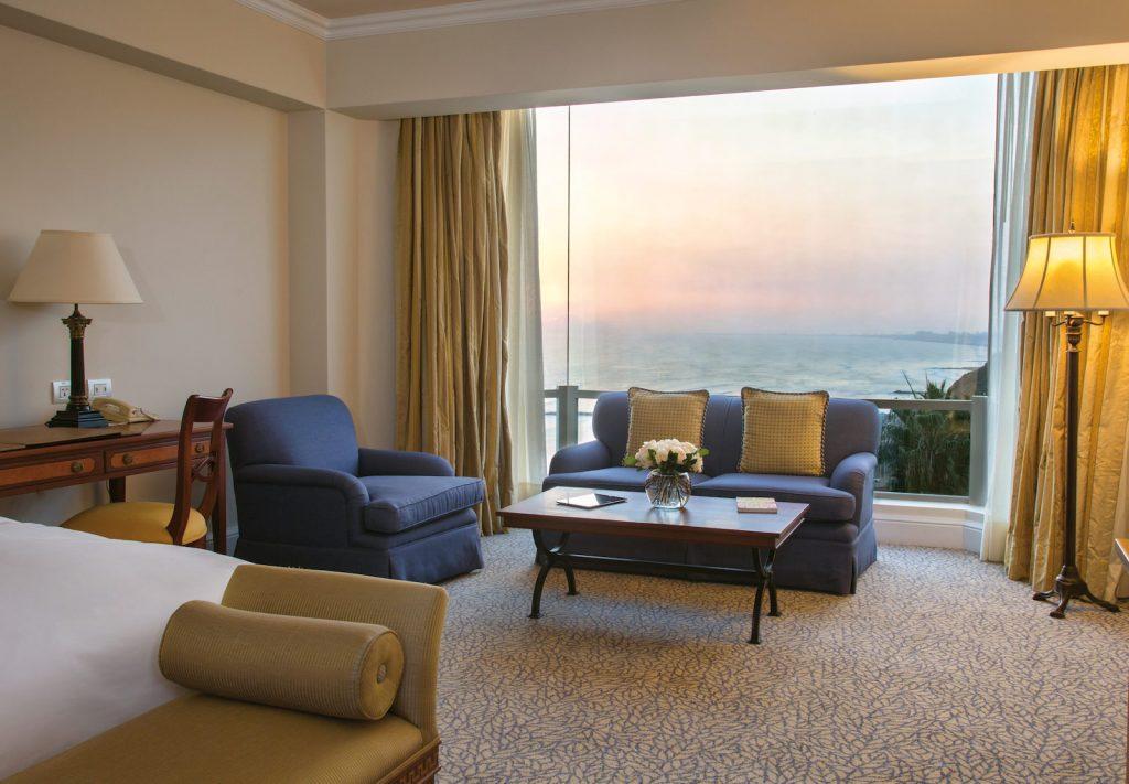 Suíte Deluxe Junior Ocean View, Belmond Miraflores Lima