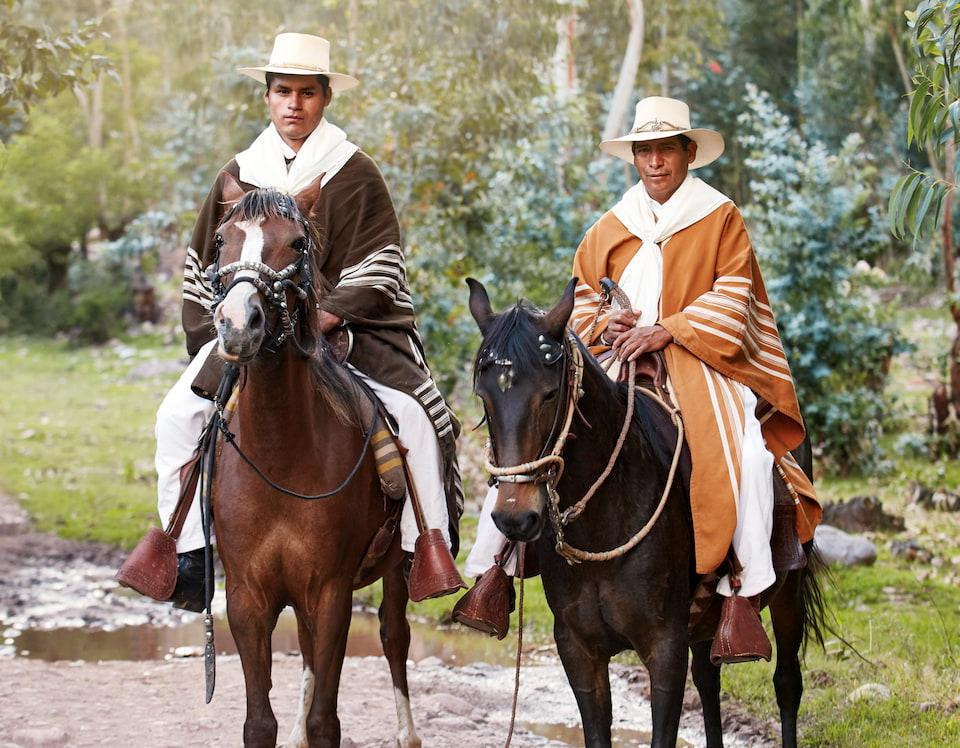 Horse show, uma das atividades do hotel