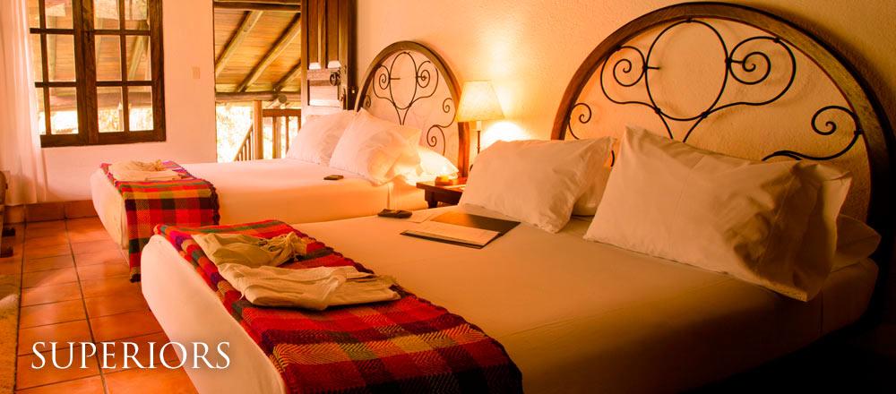 Suíte Junior, no Inkaterra Machu Picchu Pueblo Hotel