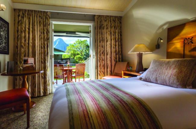 Hotel de Luxo em Machu Picchu