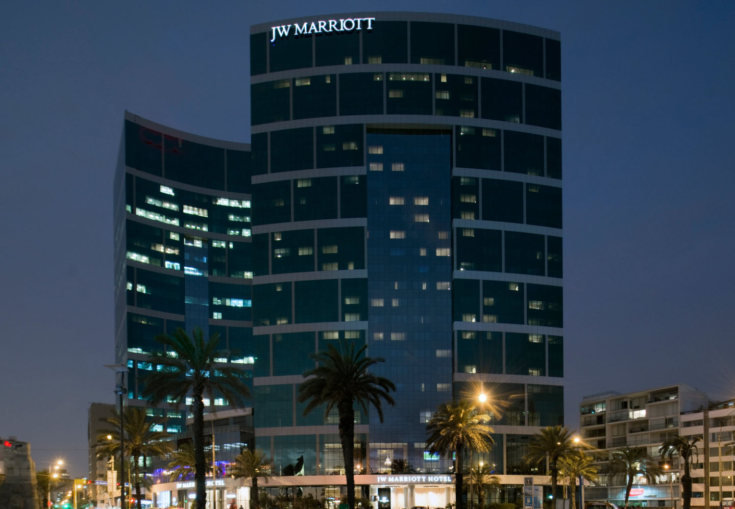 JW Marriott Hotel Lima, na capital peruana