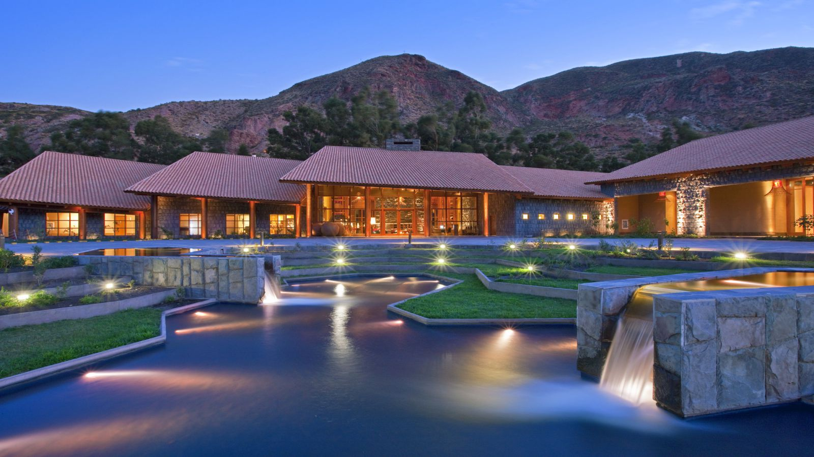 Hotel Tambo del Inka Vale Sagrado